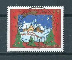 2005 Austria Kerst,weihnachten,noël Used/gebruikt/oblitere - 1945-.... 2ème République
