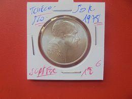 TCHECOSLOVAQUIE 50 KORUN 1978 ARGENT QUALITE SUPERBE/FDC (A.10) - Tschechoslowakei