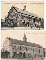 Corbie / Lot 2 CPA / Orphelinat Sainte-Colette - Corbie