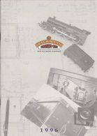 Catalogue BACHMANN 1996 Branch Line 00 Gauge 1/76 - Libros Y Revistas