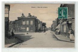 76 OISSEL #13625 RUE DE LA GARE EDIT MAILLARD - France