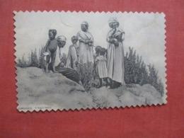 Barbados A Negro Family    Ref 4187 - Barbades