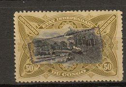 Congo Belge Ocb Nr : TX6 * MH   (zie Scan) - Congo Belge