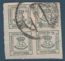 ESPAGNE OBLITERE N° 129 - 1870-72 Régence
