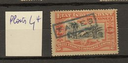 Congo Belge Ocb Nr : TX6B * MH   (zie Scan) Pos 4 - Congo Belge