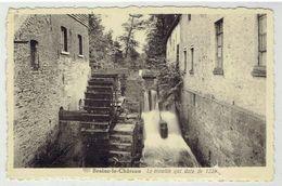 BRAINE-LE-CHÂTEAU - Le Moulin Qui Date De 1228 - Braine-le-Château