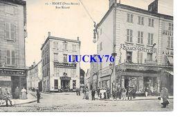 Niort Rue Ricard - Niort