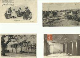LOT DE 16 CARTES POSTALE FRANCE - Cartes Postales