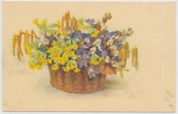 Blumen - Fleurs – Flowers - A. Haller - 373 - Flowers