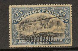 Congo Belge Ocb Nr : TX20 * MH   (zie Scan) - Congo Belge