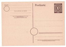 JB39   Germany Postkarte Mi P952 Ungebraucht - 10pf ** - Gemeinschaftsausgaben