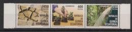 Guinée  équatoriale - 2008 - N°Mi. 2031 à 2033 - Planète Terre - Neuf Luxe ** / MNH / Postfrisch - Guinée Equatoriale