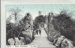2020 - 06 - SEINE - 75 - PARIS - 19ème Arrondissement - Buttes Chaumont - Le Pont - Arrondissement: 19