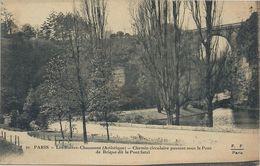2020 - 06 - SEINE - 75 - PARIS - 19ème Arrondissement - Buttes Chaumont - Chemin Circulaire Et La Pont Fatal - Arrondissement: 19