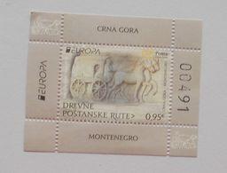 Montenegro 2020 Cept Block - Europa-CEPT