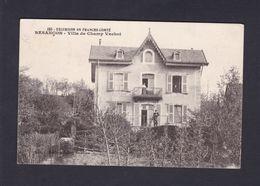 Rare Besancon (25) Villa Du Champ Vachot (Ed. Gaillard Pretre Animée Ref. 42294 ) - Besancon