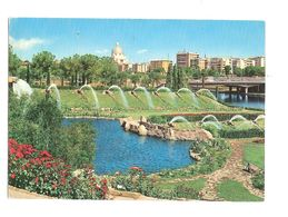 Italie - Lazio - Roma-rome - Parcs & Jardins ( Il Lago - The Lake - Le Lac - Der See (timbre Philatelique De G.PIERLUIGI - Parks & Gardens