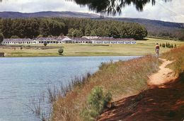 Rhodesia - Inyanga Downs - Troutbeck Inn - Zimbabwe