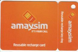 Australia - Amaysim $39,90/month - Australie
