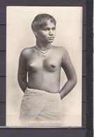 RODIYA WOMAN CEYLAN JEUNE FEMME AU SEINS NUS - Nus Adultes (< 1960)