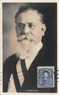 MEXIQUE .CARTE MAXIMUM. N°207729. 1916. Cachet MEXICO. Carranza - Mexique