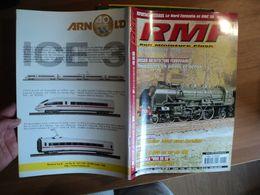 REVUE DU MODELISME FERROVIAIRE N°428 DE NOVEMBRE 2000 LE NORD COTENTIN ET RMC 50 / ARCHITECTURE FERROVIAIRE. TROIS PONT - Trains