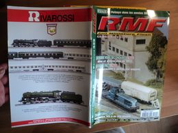 REVUE DU MODELISME FERROVIAIRE N°429 DE DECEMBRE 2000 RESEAUX EN PUSAYE DANS LES ANNEES 30 / VOIES SECONDAIRES / MINE E - Trains