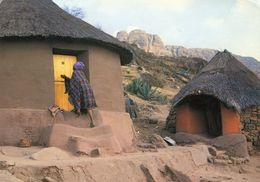 Lesotho - Pohledi Village - Lesotho