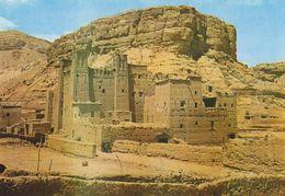 Carte Postale. Maroc Pittoresque. Région Boumalne Du Dadès. Kasbah Bou-Trara. - Monumentos