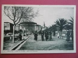 BASTIA  ( CORSE ) N ° 1 Place St NICOLAS  - Allées Des Palmiers - Bastia