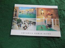 VINTAGE AUSTRALIA: TAS Launceston Aquarius Roman Baths Multiview Colour - Lauceston
