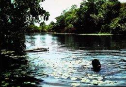 Tchad  Le Bahr Ko (moyen Chari) - Tchad