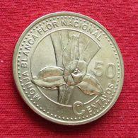 Guatemala 50 Centavos 2007 KM# 283 - Guatemala