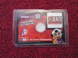 DIVDIV CD-ROM NEUF POGY FOOT  SAISON 2001/2002  EAG EN AVANT GUINGAMP TOUTES LES PHOTOS ET + DE VOS JOUEURS PREFERES - Jeux PC