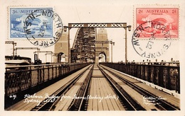 AUSTRALIE .CARTE MAXIMUM. N°207766. 1932. Cachet SYDNEY. Pont. Harbour Bridge - Maximumkarten (MC)