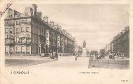 Angleterre Folkestone Castle Hill Avenue - Folkestone