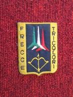 DIVDIV Ecusson Tissu Années 90 FRECCE TRICOLORI PATROUILLE ACROBATIQUE ARMEE ITALIENNE - Ecussons Tissu