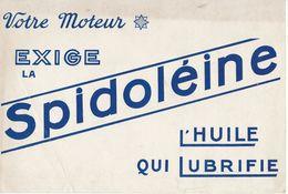 Spidoléine, Huile Lubrifiante - Que Graisser Et Quand ? - 2 Scans - Automobile