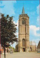 Grote Kaart Ternat Sint St Gertrudiskerk (In Zeer Goede Staat) - Ternat