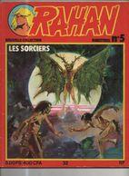 RAHAN NOUVELLE COLLECTION N° 5 BE 09/1978 Cheret Lecureux (BI4) - Rahan