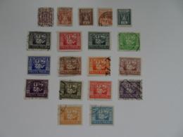 Sevios / Polen / **, *, (*) Or Used - 1919-1939 Republic