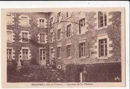 France 35 -Becherel - Couvent De St Thomas  - Achat Immédiat - Bécherel