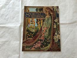 SCENA ILLUSTRATA  EZIO ANICHINI MAGGIO MESE DI MARIA NUMERO DOPPIO 9-10 1923 - Books, Magazines, Comics