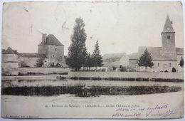ANCIEN CHÂTEAU ET ÉGLISE - CHAZEUIL - Other Municipalities