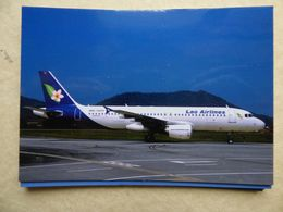 LAO AIRLINES   AIRBUS A 320-214   RDPL-34223 - 1946-....: Era Moderna