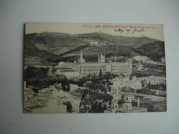 Cpa 1909 Barcelona Barcelone  Sarria Barria San Ignacio - Barcelona