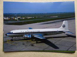 AEROMARITIME   DC 6B   F-BGSL - 1946-....: Era Moderna