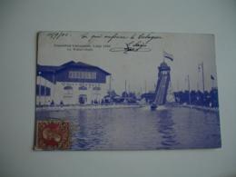 Le Water Chute Exposition Liege 1905 - Espectáculo