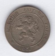 Belgique. Léopold I. 5 Ct 1861. TTB+. Morin # 137 (barre Vertical Du 5 Entre E Et Le R De Premier) - 1831-1865: Leopold I