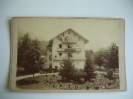 Cliche Photo Chalet  De Numa Allantrae Saint Gervais Les Bains - Places